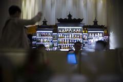 Bar, Shanghai, Night (ARROWSMITH) Tags: rupert arrowsmith shanghai china bar drinks alcohol night frenchconcession light noctilux 10 leica nightphotography