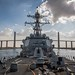 USS Jason Dunham (DDG 109) transits the Suez Canal.