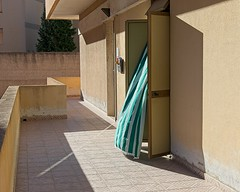 The Curtains (Green) (kosmoosi) Tags: alghero sardinia italy sunshine green curtain