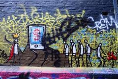 $ (just.Luc) Tags: graffiti grafitti streetart urbanart gent ghent gand oostvlaanderen eastflanders ostflandern flandreorientale belgië belgien belgique belgium belgica vlaanderen flandres flanders mur muur mauer wall paint verf peinture colors couleurs kleuren farben colours