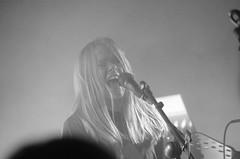 Anna von Hausswolff (rotabaga) Tags: sverige sweden göteborg gothenburg pentax k5 truckstopalaska annavonhausswolff music concert