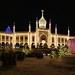Christmas lights in Tivoli