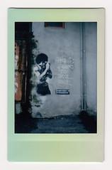 (Hem.Odd) Tags: instaxmini90 instant graffiti malaysia kualalumpur fujifilm