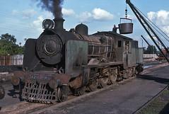 HPS 24251 at Ranaghat (Bingley Hall) Tags: transport train transportation trainspotting rail railway railroad locomotive engine steam 460 hps india asia ranaghat bengal vulcanfoundry easternrailway besa 24251 kodachrome