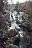DSC_0495E (Nathan Wickstrum) Tags: lospadresnationalforest lion canyon east fork waterfall falls rain water sespe wilderness nathan wickstrum