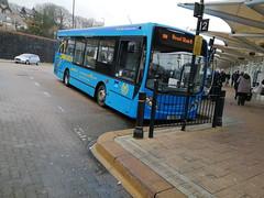 Edwards Coaches YX61BXF (welshpete2007) Tags: edwards coaches enviro 200 yx61bxf
