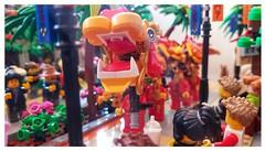 Spring Festival sets (KPowers67) Tags: rainbow bricks lego spring festival lug user group chinese new year dance dragon australia south wales pig zodiac