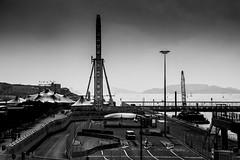 Marseille, B&W, 60 (Patrick.Raymond (5M views)) Tags: marseille 13 street maggiore bw nikon architecture