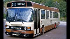33B14 (Bob J B) Tags: syt southyorkshiretransport kwa29w crich leylandnational
