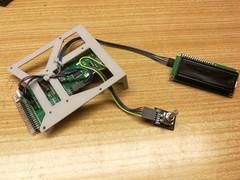 Atari 1040STF 19 (TPau65) Tags: atari 1040stf computer oldschool vintage 16bit classic gotek floppyemulator usb led display rotaryselector switch