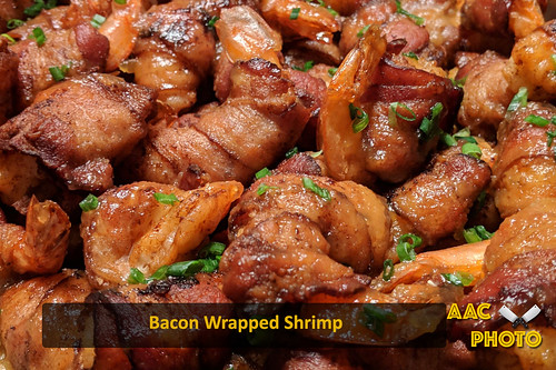 "Bacon Wrapped Shrimp • <a style=""font-size:0.8em;"" href=""http://www.flickr.com/photos/159796538@N03/40034467043/"" target=""_blank"">View on Flickr</a>"