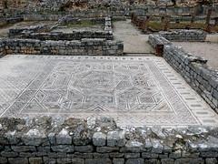 Yacimiento. Mosaicos (Conimbriga, Portugal) (Juan Alcor) Tags: yacimiento mosaico conimbriga portugal ruinas romanas romano