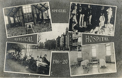 Special Surgical Hospital (Hammersmith) (robmcrorie) Tags: operating theatre ward nurse doctor artificial leg limb making modelling chapel hammersmith hospital du cane road london special services military orthopaedic first world war 1914 1918 ww1 armistice centenary 100 years red cross vad