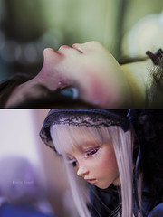 "{ROZEN MAIDEN} ""Tag, You're It"" (koalakrashdolls) Tags: doll dolls bjd balljointeddoll ball joint jointed rozenmaiden rozen maiden volks superdollfie sd super dollfie koalakrash koala krash"