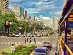 Avenida 9 de Julio. Buenos Aires, Argentina (mtm2935) Tags: center buenosaires centro downtown avenidas avenues argentina buenosairesmicro caminito palermo puertomadero recoleta santelmo