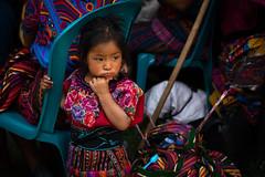 Chichicastenango, Guatemala (Gijs.1985) Tags: guatemala centralamerica centraalamerika chichicastenango travel reizen sonya7ii girl culture cultuur market maya streetphoto streetphotography straatfotografie portrait portret children shy ngc