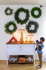 The curiosity combo (Elizabeth Sallee Bauer) Tags: christmas christmastree bowtie boy child childhood children christmaslights decorating dressedup evergreen family festive fun gifts giving green happiness holiday home homelife interior kid lifestyle livingroom making pine presents seasonal tradition tree wrapping wreath youth