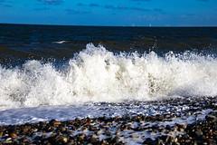 Waves (CalumJPhotos) Tags: waves llandudno llandudnobeach water wet ocean sea tide photography photo photographer pictures photographyislife capture canon canonuk lightroom canon600d