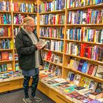 Freiburg im Breisgau - Browsing in a bookshop thumbnail