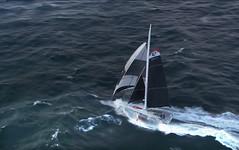 Speed waves (mctjack) Tags: sailing sailboat seashore sea ship seascape sports water waves sailor race regatta monaco boat publicdomain