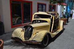 Seen Better Days (Neal D) Tags: car auto automobile stmaarten philipsburg