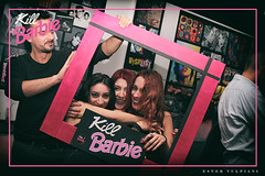 0458 (Ester Vulpiani Photographer) Tags: kill barbie wishlist roma night life dance dancing club clubbing nightlife disco girl girls frame pink fuxia smile smiling happy people kiss love portrait dj djs happiness friendship friends friend 2018 ester vulpiani canon eos 550d