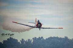 airshow (alfredo.rossitto) Tags: usa airshow canonrebel smoke plane t6i canon