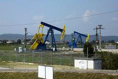 Extracción de petróleo (Rumanía, 17-8-2018) (Juanje Orío) Tags: 2018 rumanía românia europa europe europeanunion unióneuropea petróleo