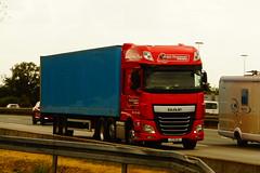 DAF XF SSC E6 116.510 FTG - Flegg Transport & Storage Services LTD Aston Clinton, Aylesbury, Buckinghamshire, England (Celik Pictures) Tags: a3 e56 autobahn deutschland seenindeutschland lkw raststättemedenbachost seenata3autobahnraststättemedenbachostshelltankstellewiesbaden seenata3autobahn vacationphotos t7flg daf xf ssc e6 116510 ftg fleggtransportstorageservicesltd astonclinton aylesbury buckinghamshire england greatbritain unitedkingdom uk