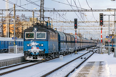 20170105-DSC_0691 (Jim Templeton) Tags: czechrepublic olomouc railways trains čdcargo freight skoda