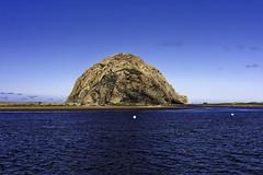 Morro Rock | LND3017 (TariqhCN) Tags: morro bay san luis obispo pacific ocean highway 1 california