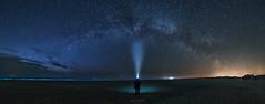 '..Shore of Shimmering Lights..' (Raymond K. Photography) Tags: melkweg demelkweg milkyway themilkyway astrophotography starrysky nightsky astroscape bioluminescence bioluminescent seasparkle zeevonk netherlands holland thenetherlands northsea noordzee terschellingwestaanzee terschelling sonya6300 a6300 sigma sigma16mmf14dcdncontemporary sigma16mm 16mm