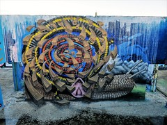 Cee Pil / Dok Noord - 10 dec 2018 (Ferdinand 'Ferre' Feys) Tags: gent ghent gand belgium belgique belgië streetart artdelarue graffitiart graffiti graff urbanart urbanarte arteurbano ferdinandfeys ceepil