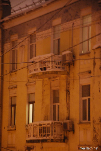 Засніжений зимовий Київ 445 InterNetri.Net Ukraine
