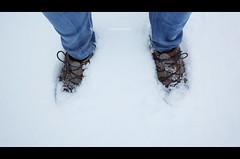 I Like It (Iker Merodio | Photography) Tags: snow shoes merrel elurra elur begona bilbao bizkaia biscay basque country euskadi jeans ricoh gr ii 2 blue