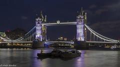 Tower-bridge (jesussanchez95) Tags: towerbridge london londres inglaterra ehgland puente architecture night ciudad city