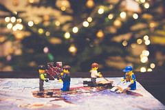 333/365 (misa_metz) Tags: nikon photo photography toy colors color winter christmas bokeh indoor sigma lego art