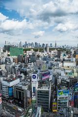 Shibuya - Tokyo, Japan (inefekt69) Tags: shibuya tokyo japan street nikon d5500 渋谷区 東京 日本 skyline shinjuku shibuyaexcelhoteltokyu view morning explore explored