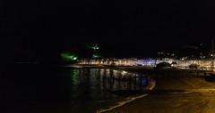 Aberystwtf... at night (purrnuu) Tags: aberystwyth wales unitedkingdom gb