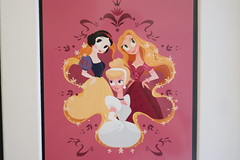 "Ralph Breaks the Internet Disney Princess Concept Art in the Animation Building • <a style=""font-size:0.8em;"" href=""http://www.flickr.com/photos/28558260@N04/45781750802/"" target=""_blank"">View on Flickr</a>"