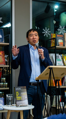 Andrew Yang, From FlickrPhotos