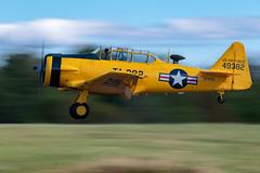 DSC_0747 (CEGPhotography) Tags: 2018 harvard snj t6 texan airshow aviation culpeper culpeperairfest flight trainer virginia