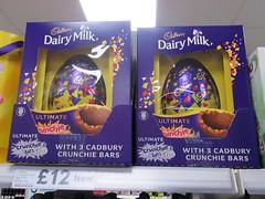 Cadbury Dairy Milk Easter Eggs Tesco Express Leicester (@oakhamuk) Tags: easter eggs tesco express leicester eastereggs tescoexpress