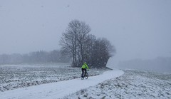 Blizzard (will_cyclist) Tags: cycling snow