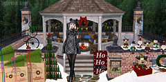 Getting Ready for Christmas (JarSephora) Tags: lyrium poose collection gacha garden gimme productions yoyo semotioon libellune winter warm hat furry yd your dreams fram words home rare bee designns what want xmas christmas sways sway rhea autumn hangout cosmopolitan goose stone wall pack man cave event backbone rednecks redneck prism astralia getting ready for gift boxes fameshed belle epoque vivian truth vip ciara free group secondlife second life sl style fash fashion female woman women girl season virtual wrold world