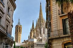Barcelona - Catedral (rossendgricasas) Tags: catalonia barcelona catedraldebarcelona street streetphotography streetart photography photo photographer nikon tamron