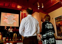 Worship Service with Pastor Don Beachy (1/13/2019) - Offering (nomad7674) Tags: 2019 20190113 january beacon hill evangelical free church monroect monroe ct conneciticut worship service efca usher ushers offering offertory offeratory