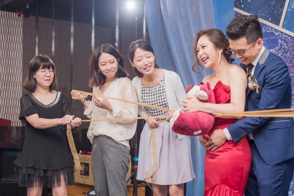 台南東東宴會式場 婚宴 走在幸福的紅毯上 R & B 145