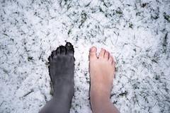 17/52 (Gret B.) Tags: 1652 52wochen 52weeksproject 52wochenprojekt 52weeks selfportrait feet füse endlichkeit mementomori