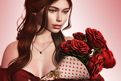 The rose speaks of love silently, in a language only known to the heart (Aleriah.) Tags: addams ariskea cae diamond doux fiftylindenfriday flf gems jewelry keytomyheart romance roses secondlife sl solitaire theepiphany valentine valentinesday virtualfashion virtualgirls